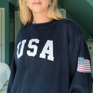 brandy melville usa pullover